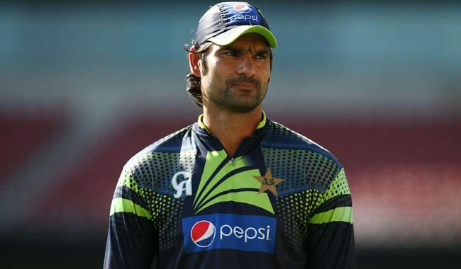 Irfan provisionally suspended from all forms of cricket