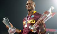 West Indian cricketer Marlon Samuels wants to join Pakistan Army