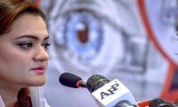 Statements on Panama issue an attempt to pressurize court: Marriyum Aurangzeb