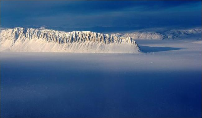 Arctic ice loss driven by natural swings, not just mankind