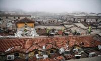 Up on the roof, revamping Istanbul´s Grand Bazaar