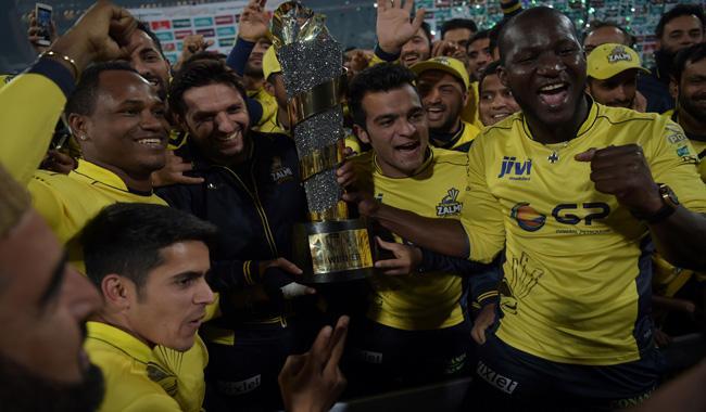 Peshawar Zalmi donate 10 percent of win bonus to Imran Khan's hospital