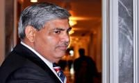 India's Shashank Manohar resigns as ICC chairman