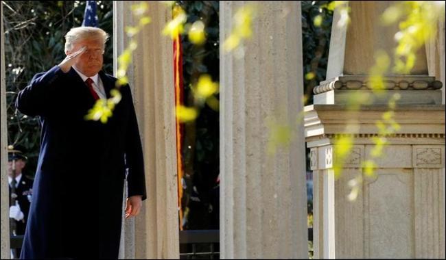 Trump calls court decision 'judicial overreach'