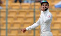 Australia bats first in 3rd Test against India