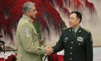 General Bajwa meets Chinese civilian and military leaders