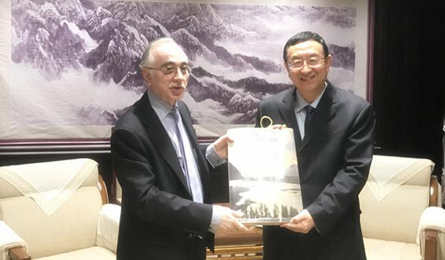 '18,000 Pakistanis studying in Chinese Universities'