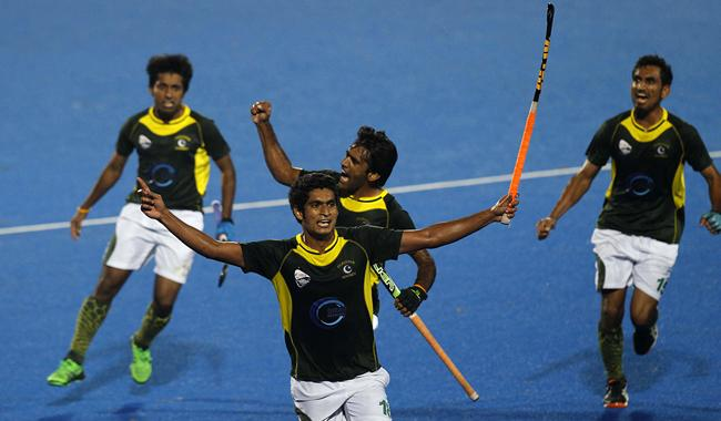 Pakistan hockey team to play test series against Spain in May