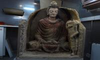 Ancient, near-pristine Buddha to make Kabul museum debut