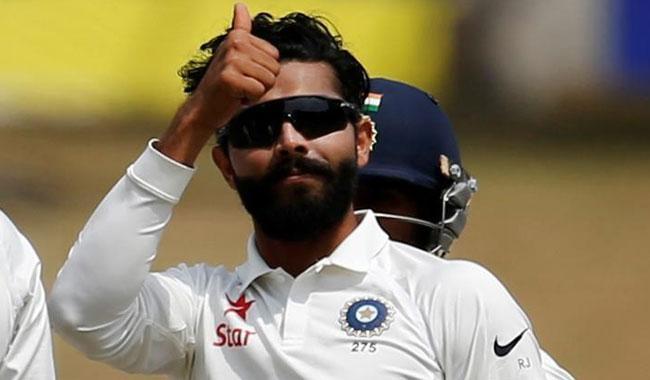 Jadeja takes top spot in ICC Test Rankings for bowlers