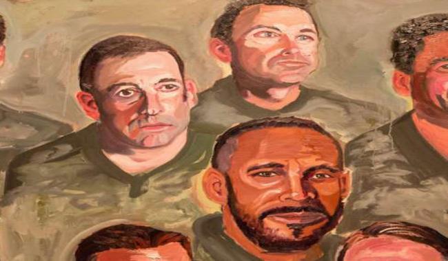 George W. Bush portrait collection tops bestseller lists