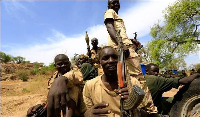 South Sudan rebels kidnap Pakistani engineer