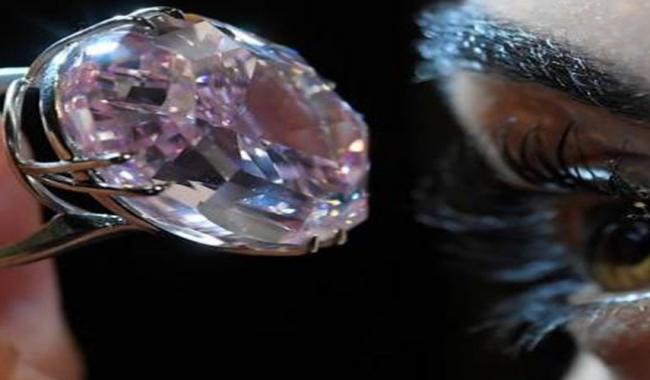 $60 million 'Pink Star' diamond goes back on sale next month