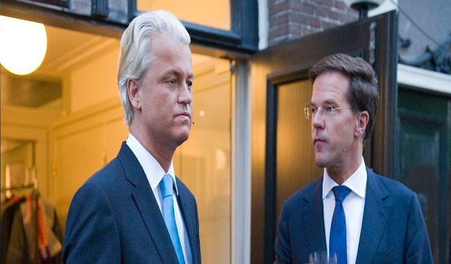 Netherland's liberals adapt fascistic, xenophobia to win elections