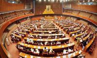 Pakistan passes bill to revive military courts