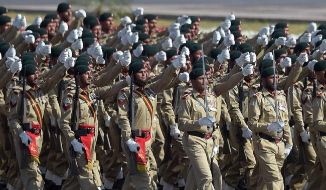 In pictures: Pakistan's military might