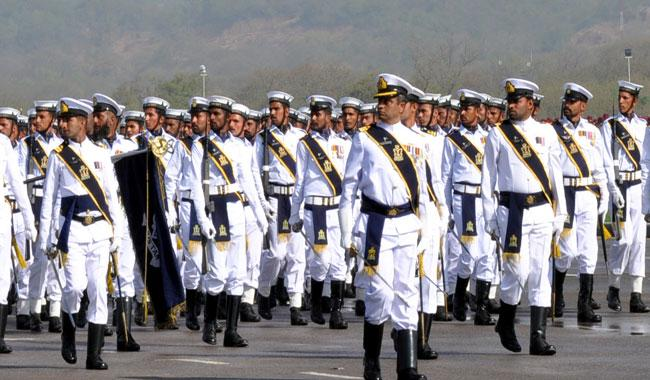 Pakistan Navy celebrates 77th Pakistan Day