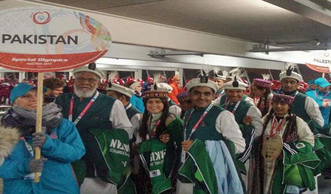 Pakistan to take part in Special Olympics in Austria