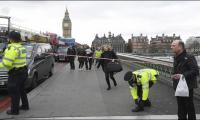 Four dead in 'terrorist' attack close to UK parliament