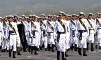 Pakistan Navy celebrates 77th Pakistan Day