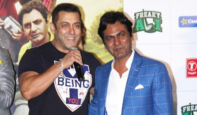 Here's why Salman Khan does not invite Nawazuddin Siddiqui to his parties anymore