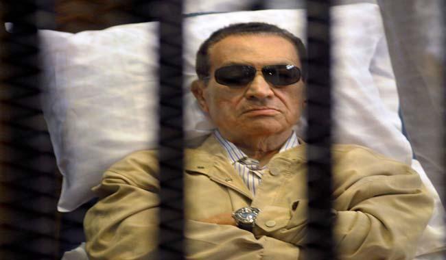 Ousted Egypt president Hosni Mubarak freed from detention
