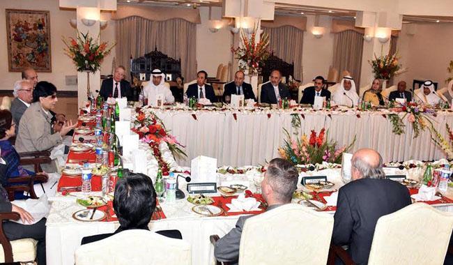 Muslim envoys in Pakistan agree to end blasphemy online