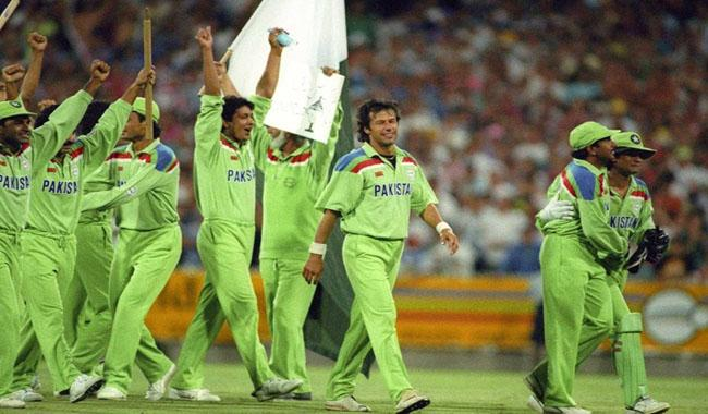 Geo to celebrate silver jubilee of 1992 World Cup win with Imran and his 'Cornered Tigers'