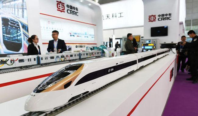 Chinese train manufacturer wins railcar bid in US