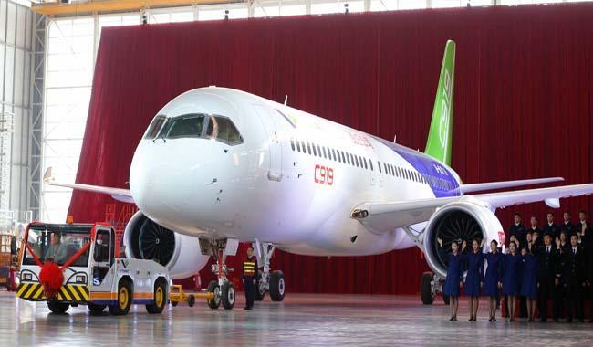 China´s C919 passenger jet moves closer to maiden flight - Xinhua