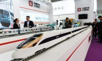 Chinese train manufacturer wins railcar bid in US