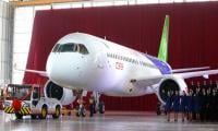 China´s C919 passenger jet moves closer to maiden flight - Xinhua