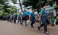 Two killed in explosions in northeast Bangladesh: police