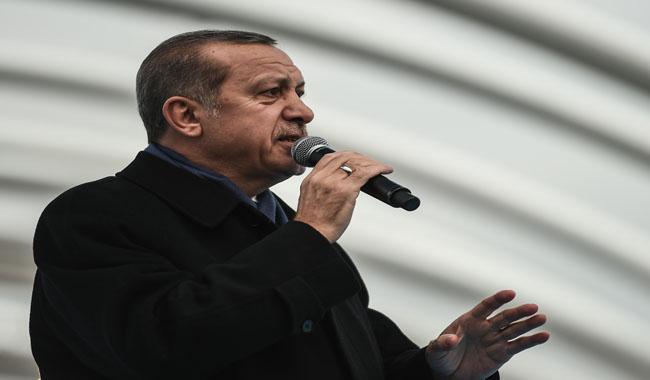 Erdogan urges quick EU decision on membership bid