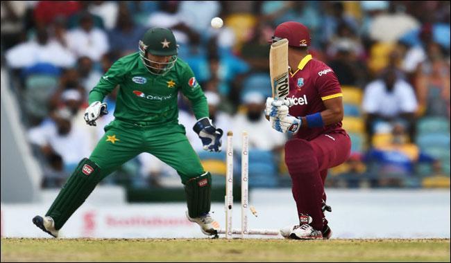 Debutant Shadab helps Pakistan win first T20 against Windies