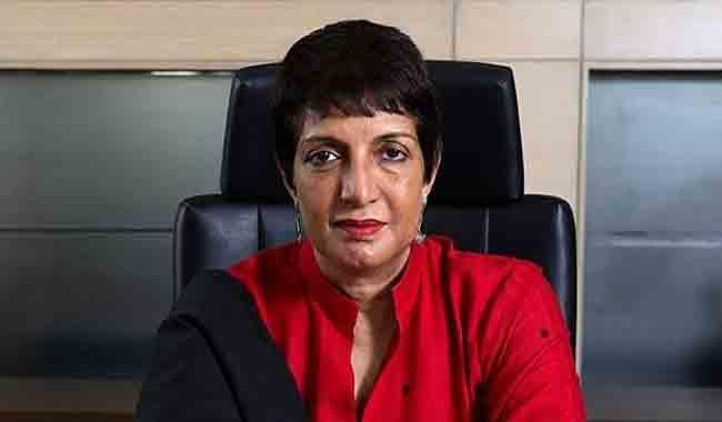 First woman named to head major Pakistani bank