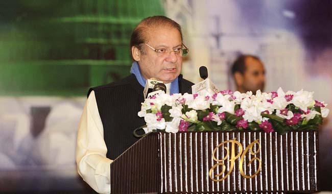 PM Nawaz announces mega development schemes for Hyderabad in Sindh visit