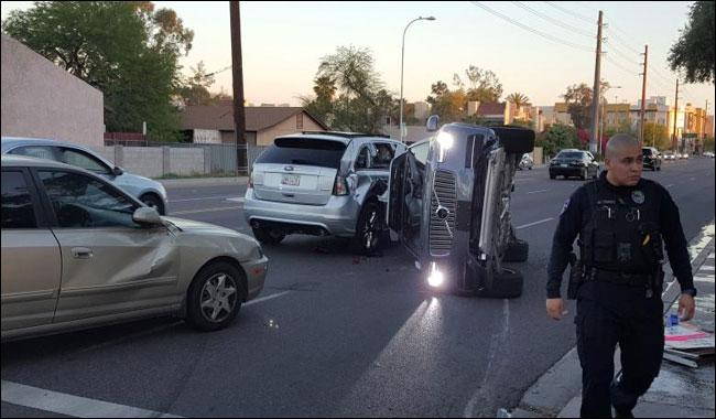 Uber resumes self-driving program in Tempe, Pittsburgh after crash