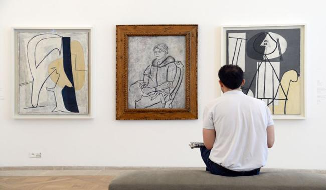 Picasso´s tragic first wife emerges from the shadows
