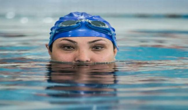 Afghan women swimmers defy threats for Olympic dream