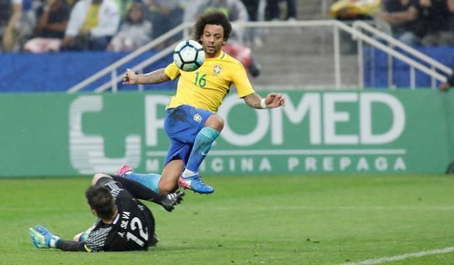 Brazil become first team to qualify for World Cup