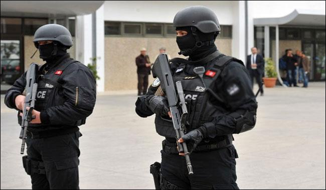 Man with knife arrested trying to enter Tunisian parliament