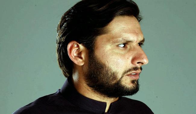 Fit for cricket, not for politics, says Shahid Afridi
