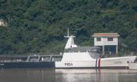 CPEC: China delivers third maritime patrol ship to Pakistan