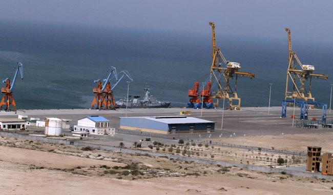 Gwadar free zone development moves into second phase: GFZC official