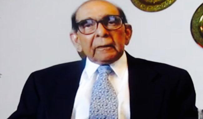 Muslim scholar Dr Akhtar Shah's body laid to rest in Arlington