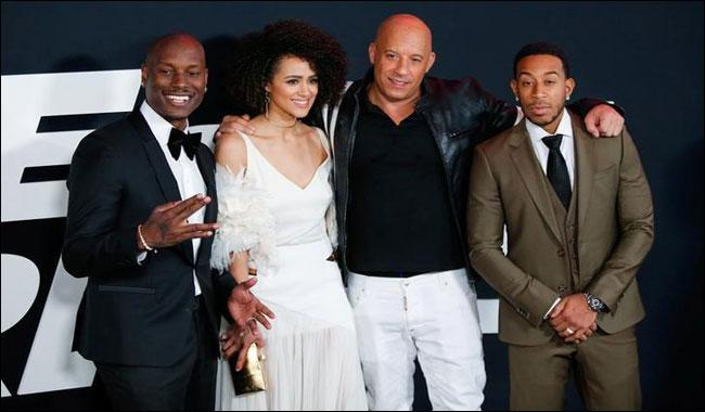 Record-breaking debut for newest ´Fast and Furious´ flick