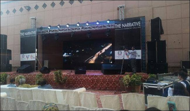 'The Narrative: Karachi Calling' depicts positive, illuminated side of port city