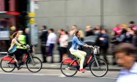 Cycling to work cuts risk of cancer and heart disease