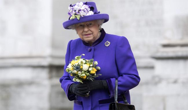 Britain´s Queen Elizabeth celebrates 91st birthday